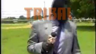 Reporter turns ghetto in 3 seconds TRIBAL HOUSE Remix!!