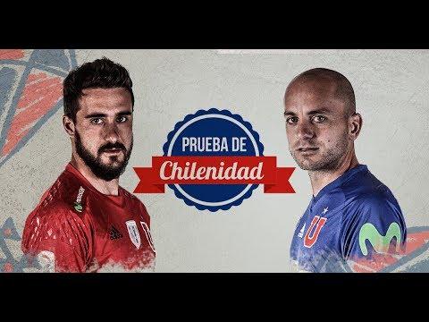La Prueba de Chilenidad de Fernando De Paul y Gustavo Lorenzetti