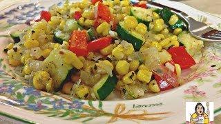 Amy's Summer Vegetable Saute