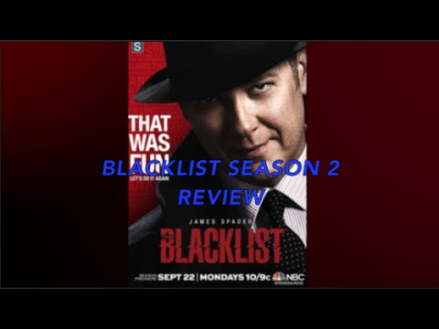 Download Blacklist Season 2 review