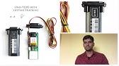 Forture shop MT-1 & Itracksafe GPS Tracker - YouTube