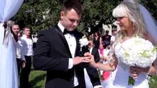 Свадьба 29 августа 2014 Сергей и Таисия