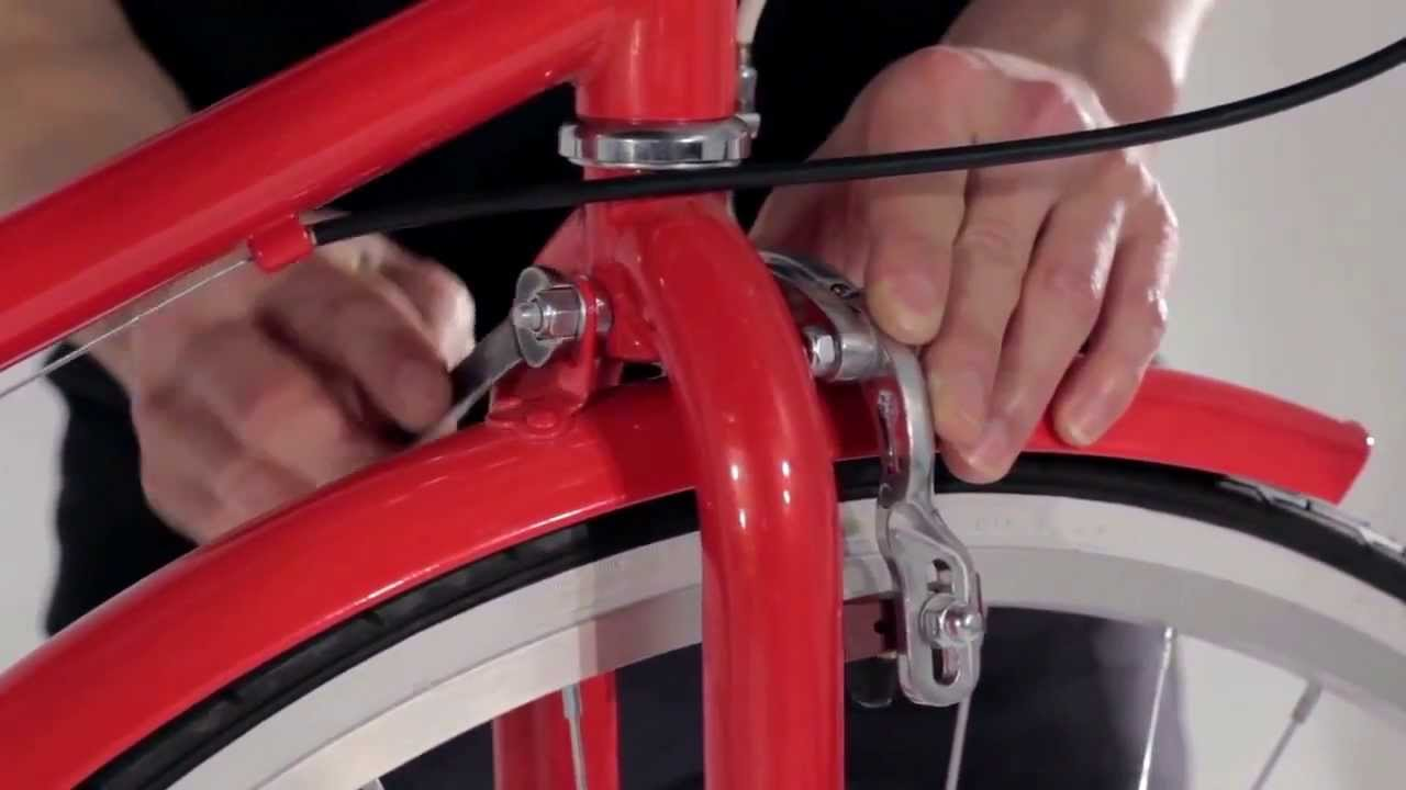Pedal, Basket & Bicycles Assembly Guides - Reid Cycles