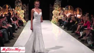 Свадебные платья La Sposa Alicia Cruz и BeLoved 2015. Дни Свадебной Моды в Москве