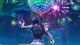 FORTNITE NEW YEARS LIVE EVENT HAPPENING NOW!! (Fortnite Battle Royale)