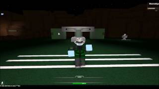 ROBLOX : Story of a RSF member.