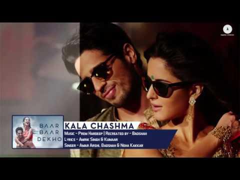 Kala chashma song film bar bar dekho new...