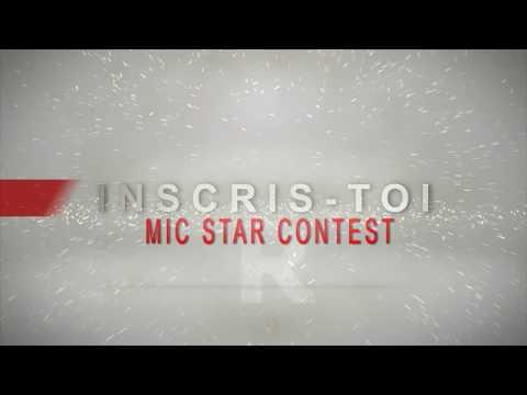Teaser: Mic Star Contest 2017 // Genève - Suisse