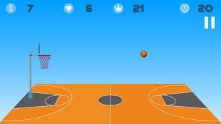 Basketball Shooting Star Gameplay