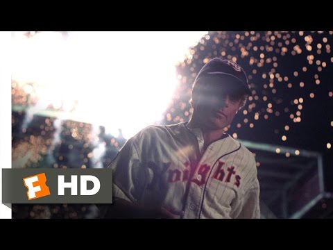 The Final Homerun - The Natural (8/8) Movie CLIP (1984) HD Mp3