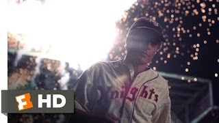 The Final Homerun - The Natural (8/8) Movie CLIP (1984) HD