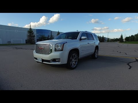 2017 GMC Yukon Denali - Review