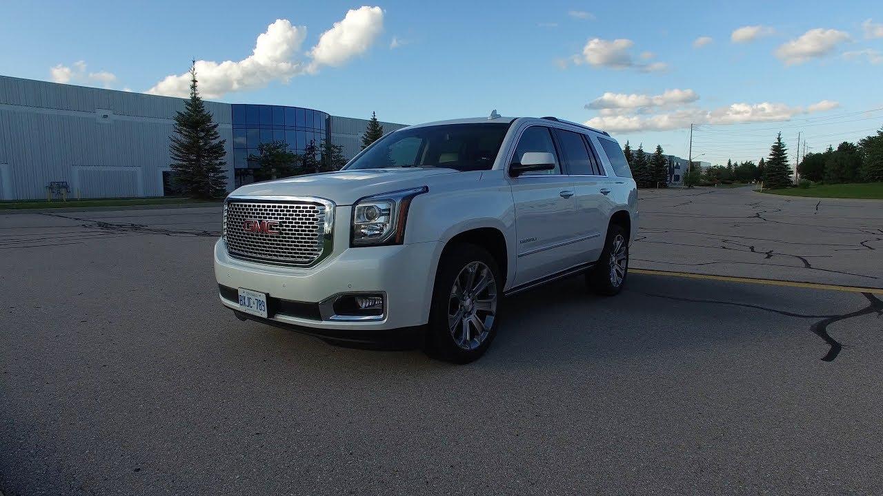 2017 Gmc Yukon Denali Review
