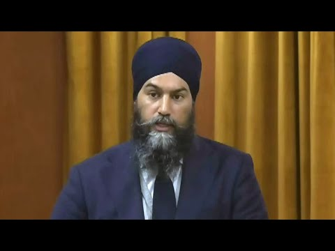 'Our Canada is a place of racism': Jagmeet Singh on London, Ont. attacks