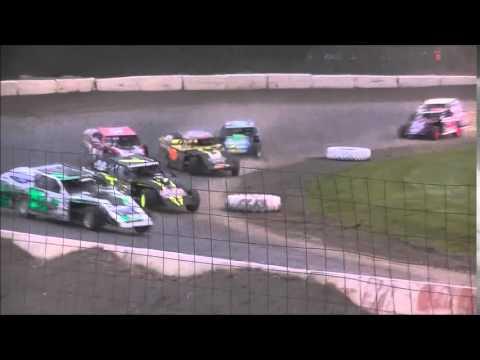 \Dan Wheeler BMOD KRA Speedway, Willmar, MN 06 10 15