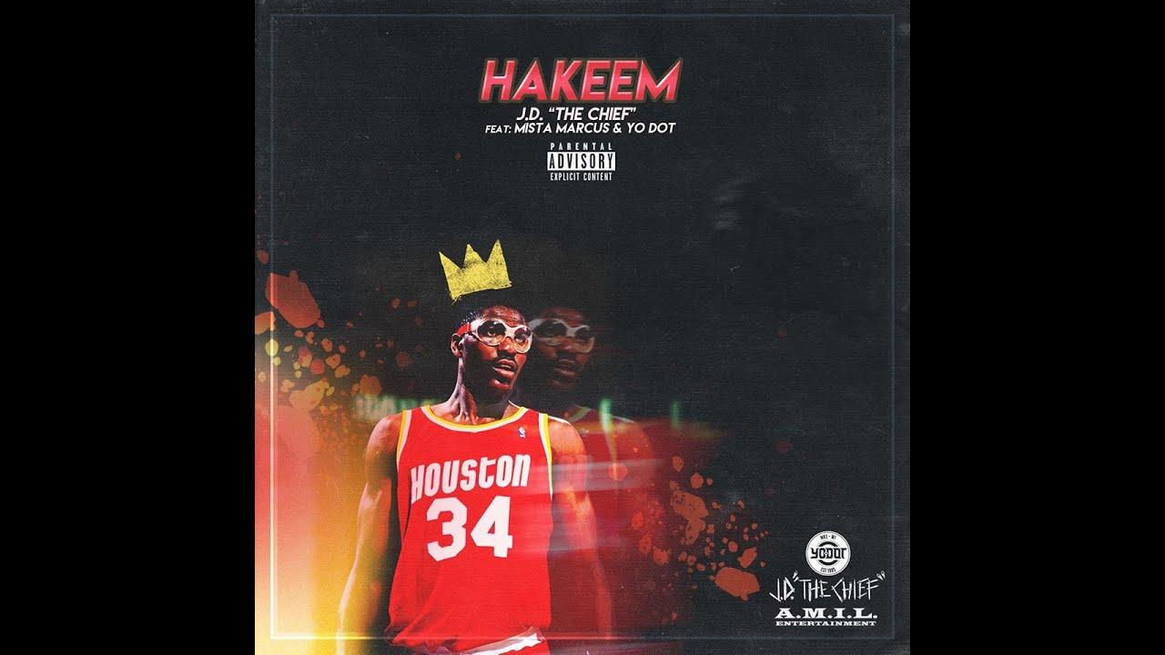 "J.D. ""The Chief"" - HAKEEM (Feat. Mista Marcus & Yo Dot)"
