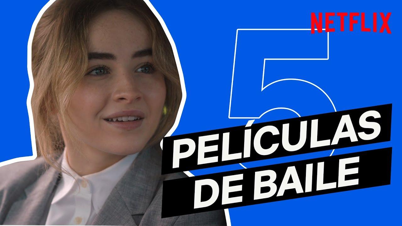 5 PELÍCULAS sobre BAILE | Netflix España