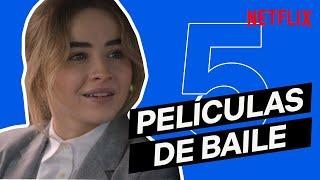 5 PELÍCULAS sobre BAILE   Netflix España