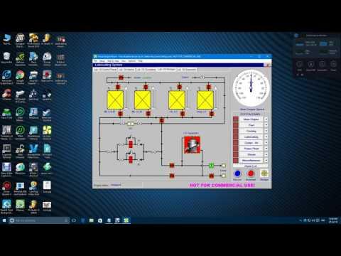 tutorial virtual engine room simulator indonesia language   YouTube