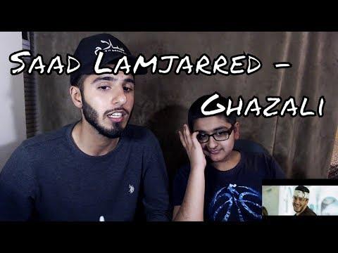 (REACTION) Saad Lamjarred - Ghazali