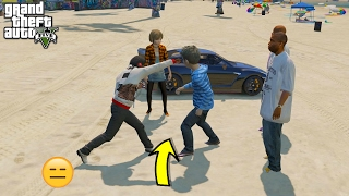 GTA 5 REAL LIFE TEEN MOD #22 DATE GONE WRONG! | KeGamingTv