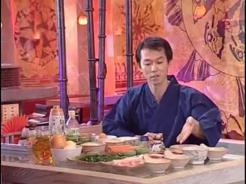 Телекафе. Кухни мира. Японская.