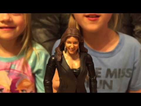 Stephanie McMahon WWE wrestling figure review thumbnail