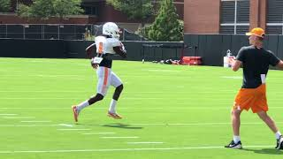 Tennessee football practice highlights, Aug. 14, 2018