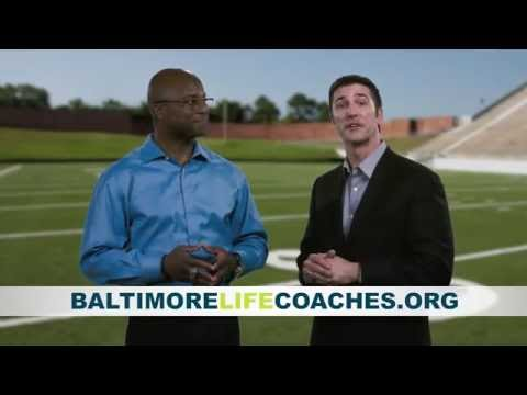 Baltimore Life Coaches - Matt Stover and Qadry Ismail