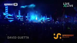 Lil Nas X ft. Billy Ray Cyrus - Old Town Road (David Guetta Remix) [Live @ EDC Las Vegas 2019]