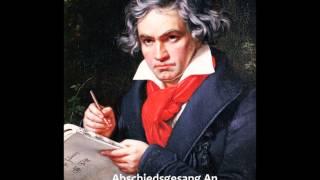 Ludwig van Beethoven - Abschiedsgesang An Wiens Bürger , WoO 121