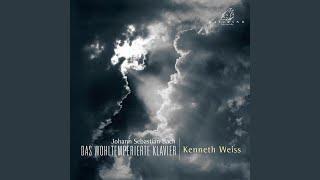 Book 1: Prelude No. 6 in D Minor, BWV 851