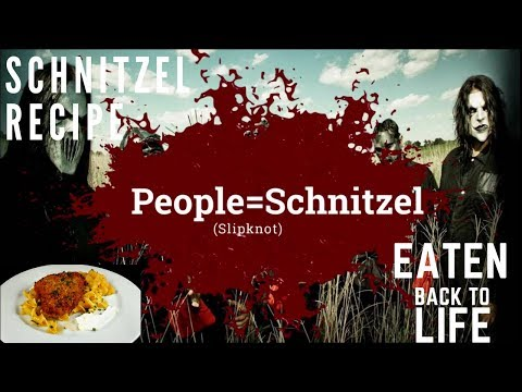 Metal Cooking Show SLIPKNOT Schnitzel! Eaten Back to Life Episode 2 | MetalSucks