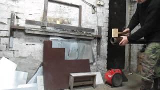 Ручной станок для изготовления труб .(Замок для труб ..Как сделать станок ,для изготовления замков для труб., 2014-11-27T15:44:01.000Z)