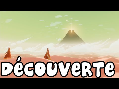 Journey | Découverte | Gameplay PS4 60FPS