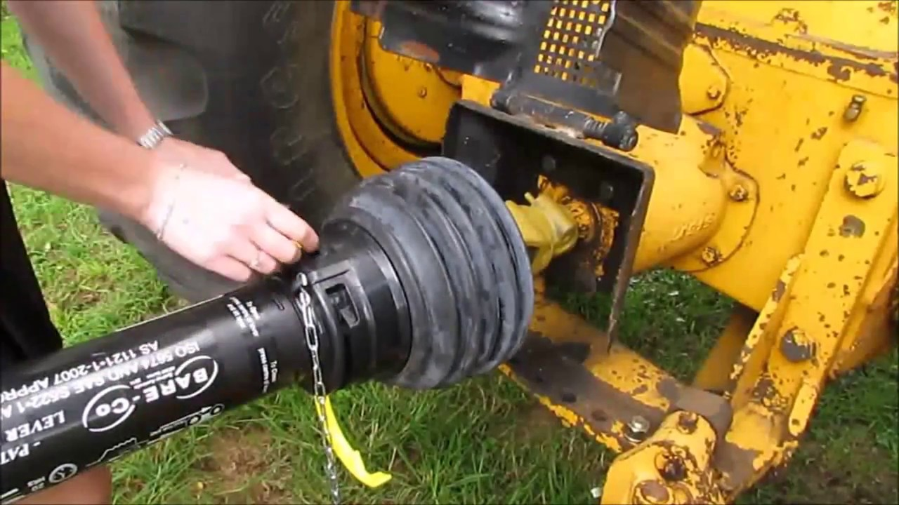 Why Bare-Co PTO Shafts & Gearboxes? | Southern Cross Ag