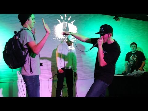 Nemesis vs Tooney / Top 16 - L.A. Beatbox Battle 2016