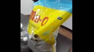 Mе-O Наполнитель для кошачьих туалетов