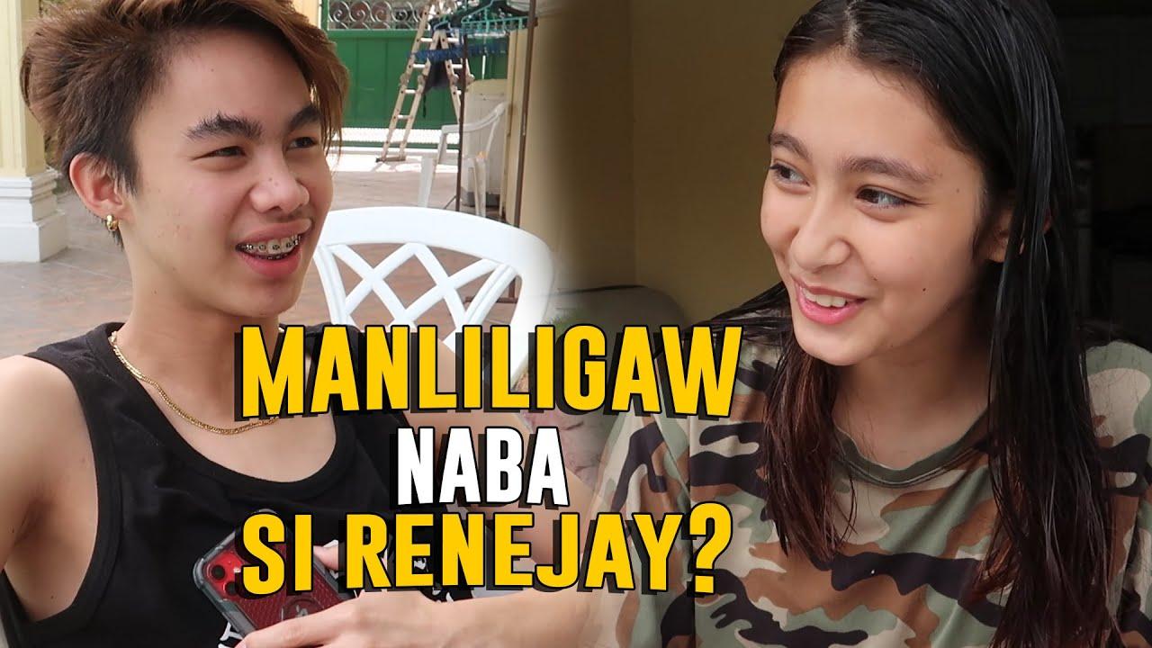 Download MANLILIGAW NABA SI RENEJAY?