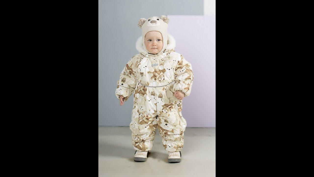 Детский зимний комбинезон Lenne Cat 17305 цвет 1007 - YouTube