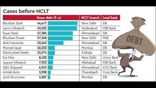 Essar steel : NCLT Ahmedabad clears bid of ArcelorMittal