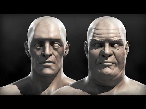 ZBrush Tutorial Now Availalbe: Altering Body Weight