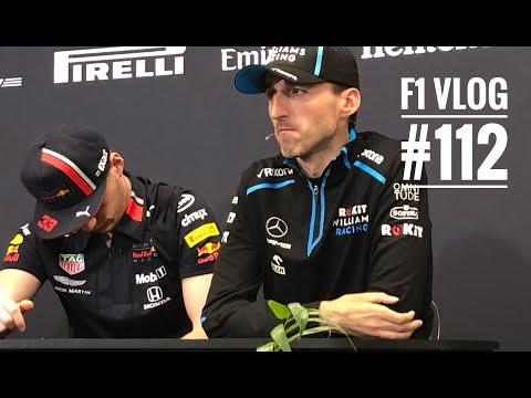 F1 Vlog #112 Nastrój RK, wspomnienie Laudy, klimaty Monaco, bardzo silny kandydat na fotel Williamsa