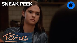 The Fosters | Season 5, Episode 3 Sneak Peek: The Family Helps Callie With Her Project | Freeform