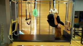 Cadillac Pilates/Yoga/Russell Athletic- Acrobatics by Maria Papadopoulou