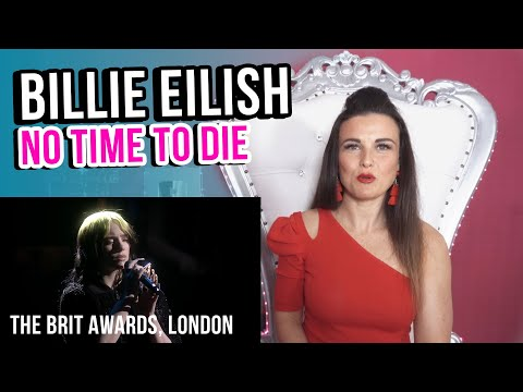 Vocal Coach Reacts to Billie Eilish – No Time To Die