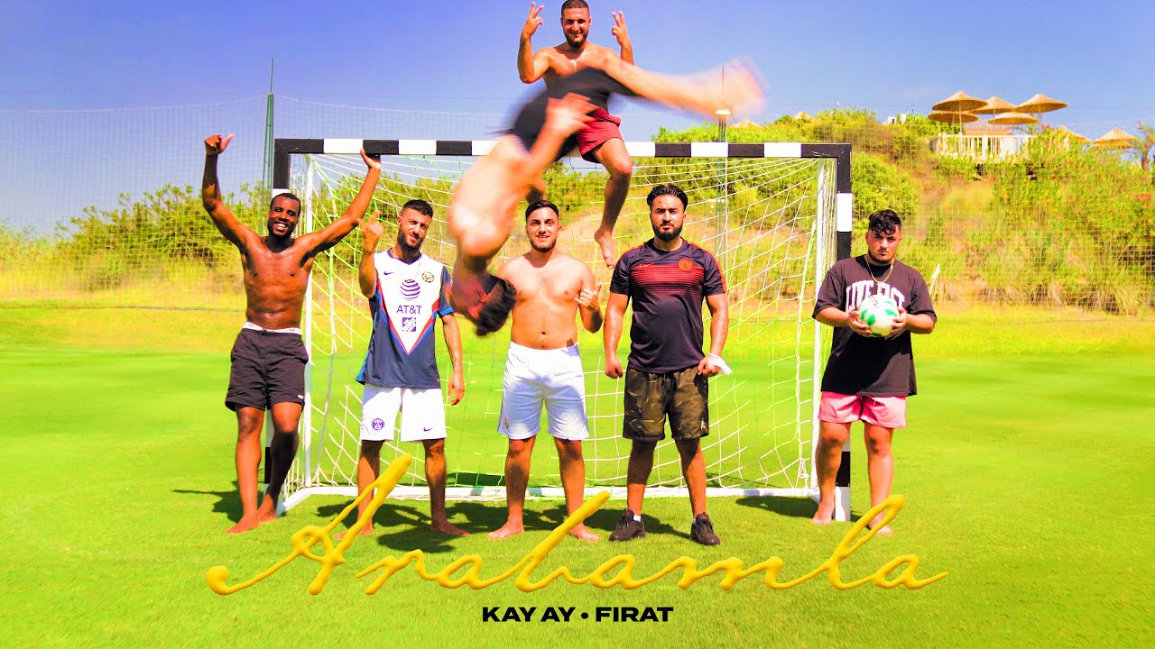 FIRAT & KAY AY - ARABAMLA (Official Music Video)