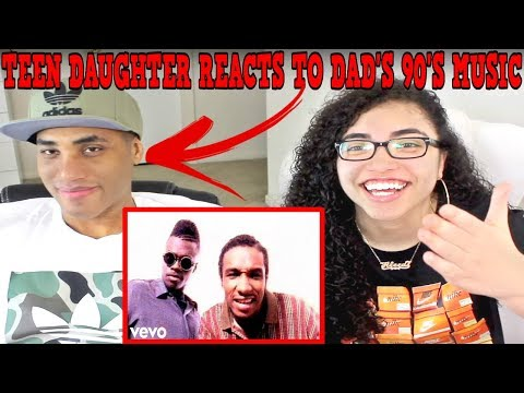 Teen Daughter Reacts To Dads 90s Hip Hop Rap Music  Black Sheep  The Choice Is Yours REACTION