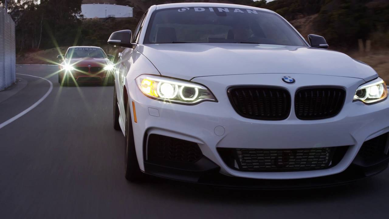 Dinan 2016 Action Promo at Hendrick BMW Northlake  YouTube