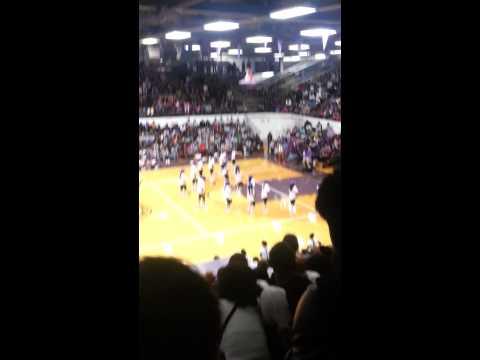 Thornton Township High School Pep Rally 2014